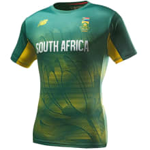 New Balance Proteas Mens ODI Supporters Tee 2017/2018