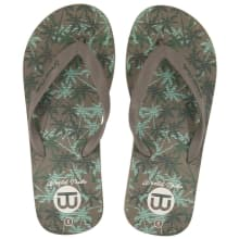 World Tribe Men's Print Florida Sandals