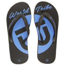 World Tribe Men's Print Zoom Sandals