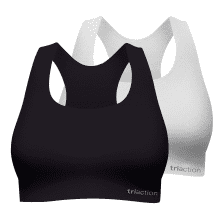 Triaction Seamfree Crop Top 2 Pack
