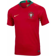 Portugal World Cup Home Jersey 2018