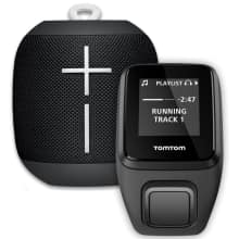TomTom Runner 3 HR & Music + Free Wonderboom Speaker