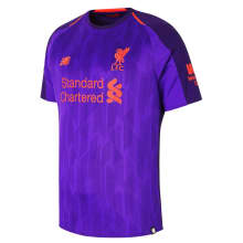 Liverpool Away Junior Jersey 2018/19