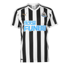 Newcastle United FC Mens Home Jersey 2018/2019