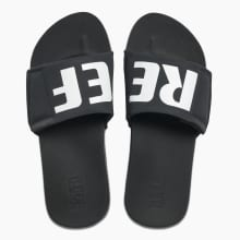 Reef Men's  Cushion Slide Sandals
