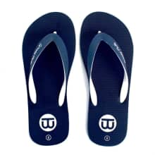 World Tribe Men's Supreme 3 Navy Sandals