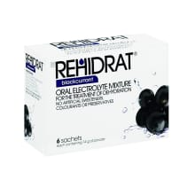 Rehidrat Blackcurrant 6 pack