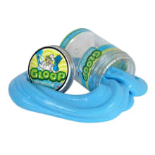 Gloop Super Stretch Slime Blue