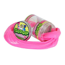 Gloop Super Stretch Slime Pink