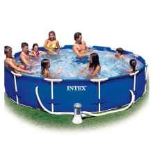 Intex Metal Frame Pool 12' x 30""