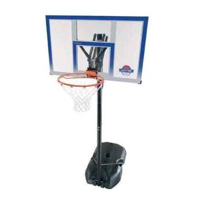 "Lifetime 48"" Shatter Proof Backboard & Base"