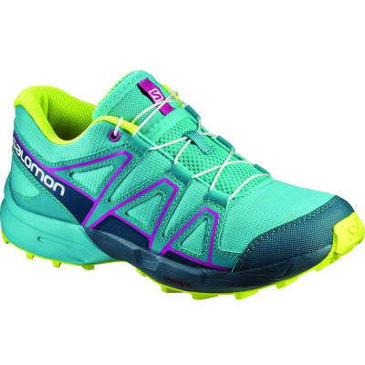Salomon Junior Speedcross Girls Trail Running Shoes