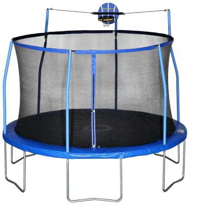 Sportspower 12ft Trampoline and Enclosure Combo