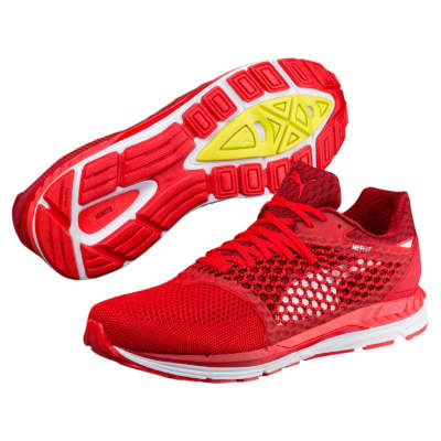 Puma Men's Speed 600 Ignite 3 + Free Ignite 4 Netfit Running Shoes worth R2199