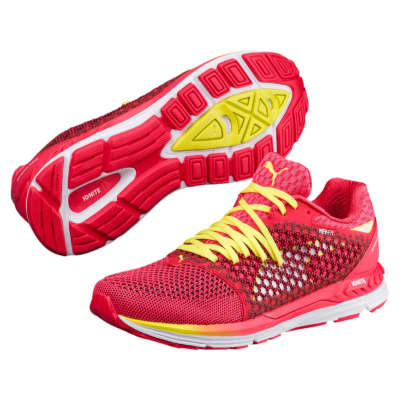 Puma Women's Speed 600 Ignite 3 + Free Ignite 4 Netfit Running Shoes worth R1999