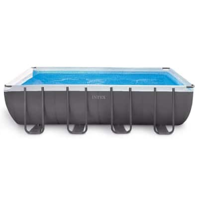 Intex Ultra Frame Pool Rectangular 18 x 9 x 52