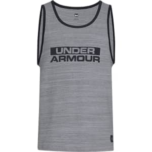882232f6de6 Under Armour Men's Sportstyle Cotton Tank