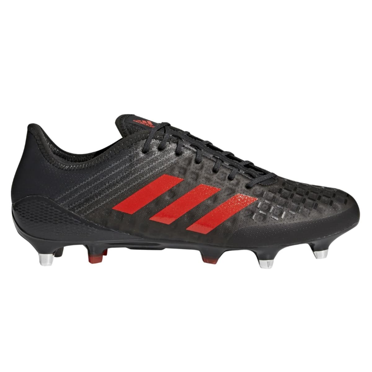 233e23528fe adidas Men s Predator Malice Control SG Rugby Boots