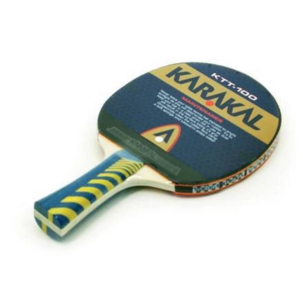 9c4a26c7402 Karakal KTT 100 Table Tennis Bat