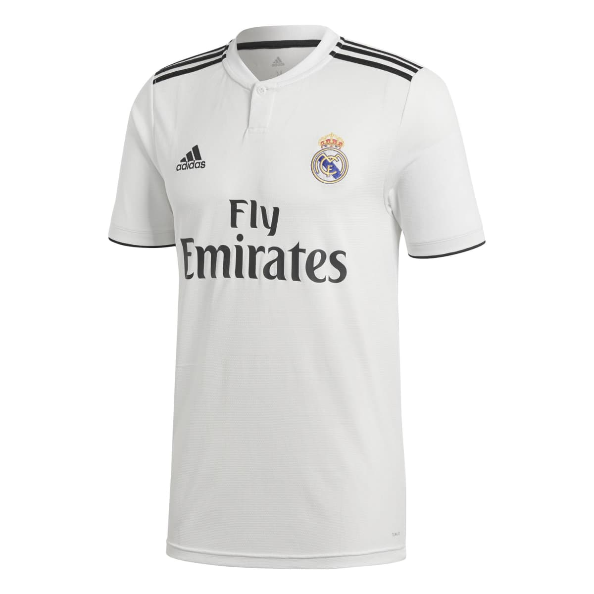c4f56a1a28e Real Madrid Home Jersey 2018 2019