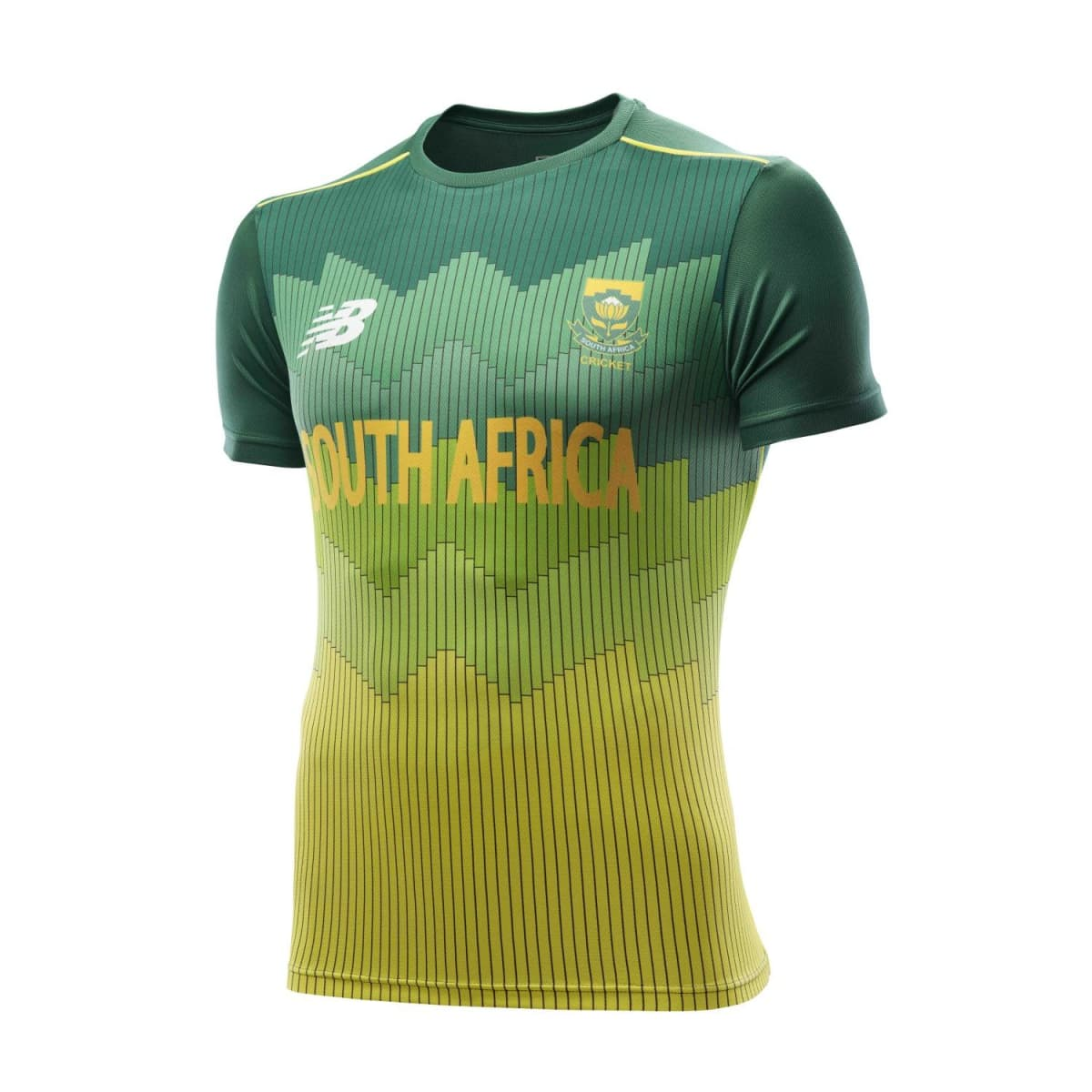 54a2dc19fb6 New Balance Proteas Junior ODI Supporters Tee 2018/2019