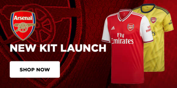 Arsenal 2019 Kit