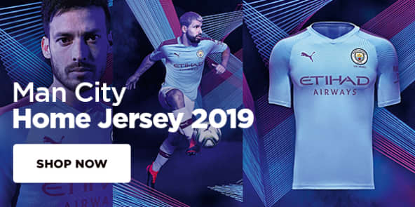 Man City Home Jersey