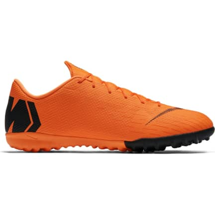 68358cbe790c Previous. Next. Product Information. The mesh upper of the Nike VaporX 12  Academy (TF) Men's Artificial-Turf Football Boot ...