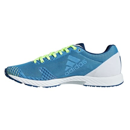 the best attitude c61c4 4c60b Product Information. Enjoy a wider forefoot in the Women s adidas adizero  RC running shoe that provides runners an excellent ...