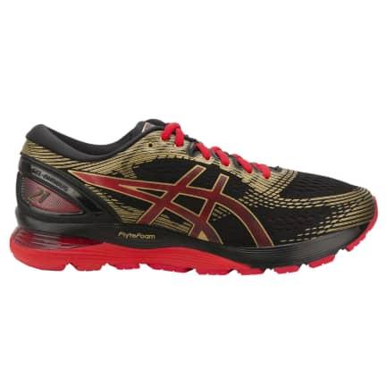 ASICS Men's GEL Nimbus 21 Mugen Running Shoes