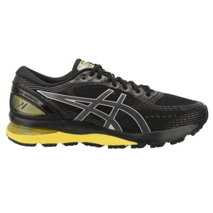 a42c13303367e ... Men's GEL-Nimbus 21 Running Shoes · Shoe find Vitality Badge. Product  Information