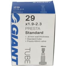 Giant 29 x 1.90-2.3 Tube with 48mm threaded Presta valve