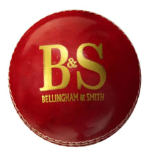 Bellingham & Smith 135g Match Cricket Ball
