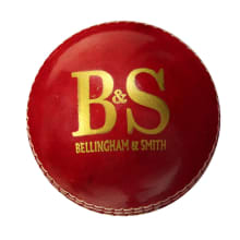 Bellingham & Smith 4 Piece Super Test Cricket Ball