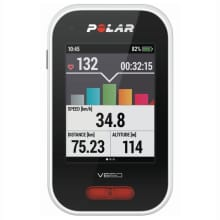 Polar V650 Cycling Computer with Heart Rate Monitor plus H10