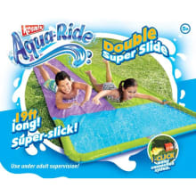 Aqua-Ride Double Slide