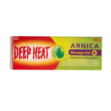 Deep Heat Arnica Massage Gel 50g