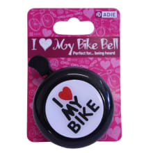 Weldtite ' I love my bike ' Bell