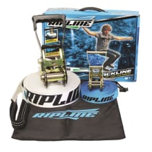 Ripline 40ft Rookie Slackline with Teaching Line