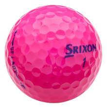 Srixon Women's Soft Feel Golf Ball-3 ball pack