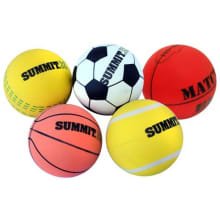 Summit High Bounce Rubber Sport Balls
