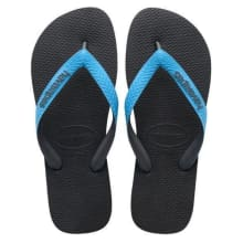 Havaianas Men's Top Mix Grey/Turq Sandals