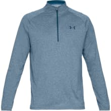 Under Armour Men's Tech 1/2 Zip Longsleeve Tee