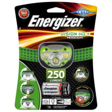 Energizer Vision HD + Headlight 250 Lumens