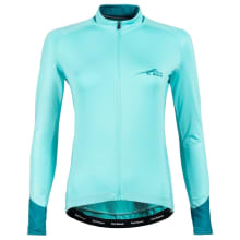 First Ascent Women's Podium Long Sleeve Jersey