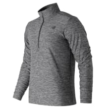 New Balance Transit Men's 1/4 Zip Top