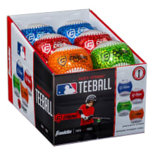 MLB Soft Strike Chrome Ball