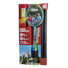 Wilson Outdoor Badminton Set