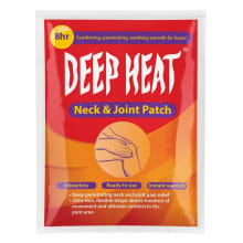 Deep Heat Neck & Joint Patch 1PC