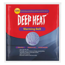 Deep Heat Warming Belt 1PC